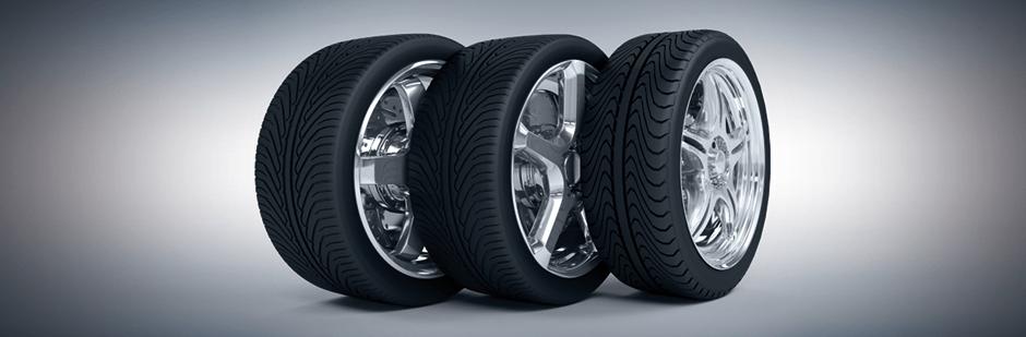 Kompletträder für verschiedene Automarken